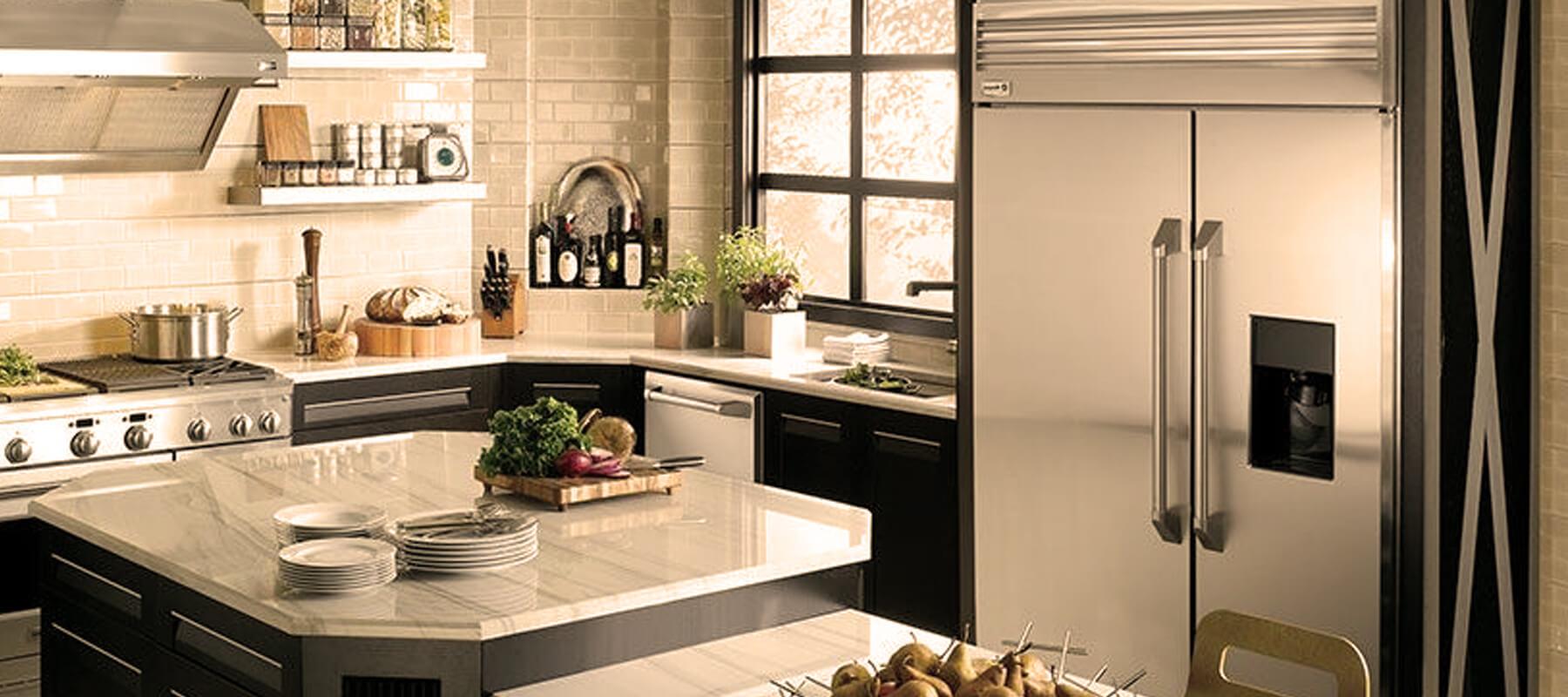 GE Monogram Built in Refrigerator Repair | Built in Refrigerator Repair Service