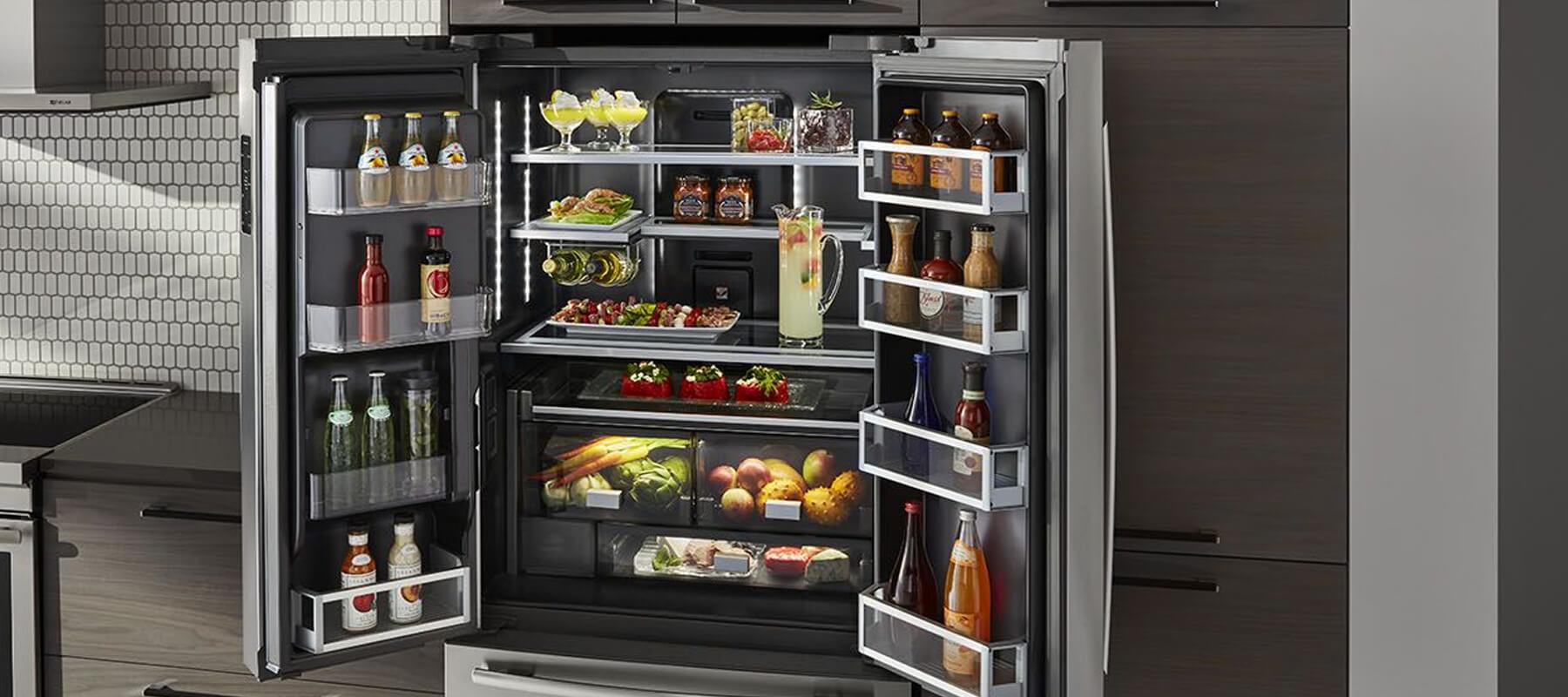 Jenn Air Built in Refrigerator Repair Near Me | Built-in Refrigerator Repair