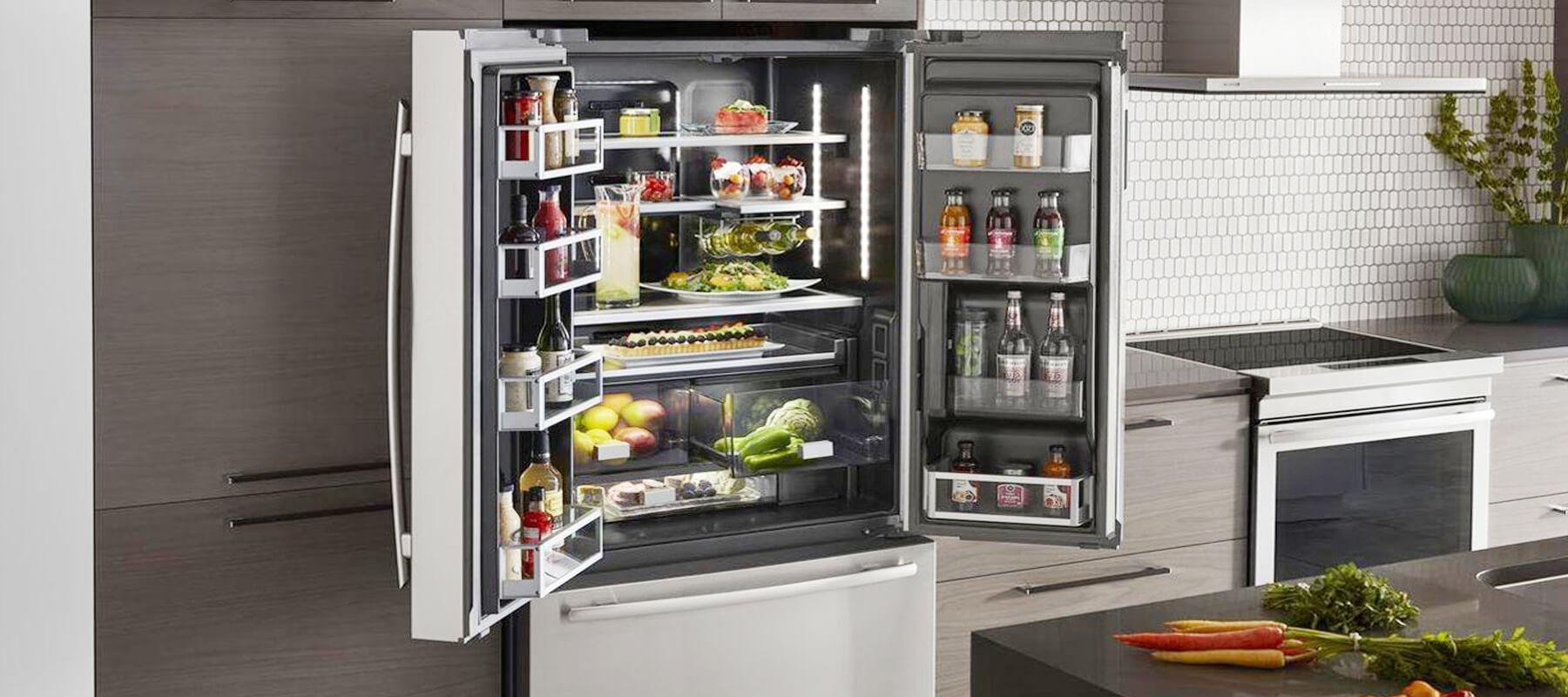 Jenn Air Built in Refrigerator Repair | Built in Refrigerator Repair Service