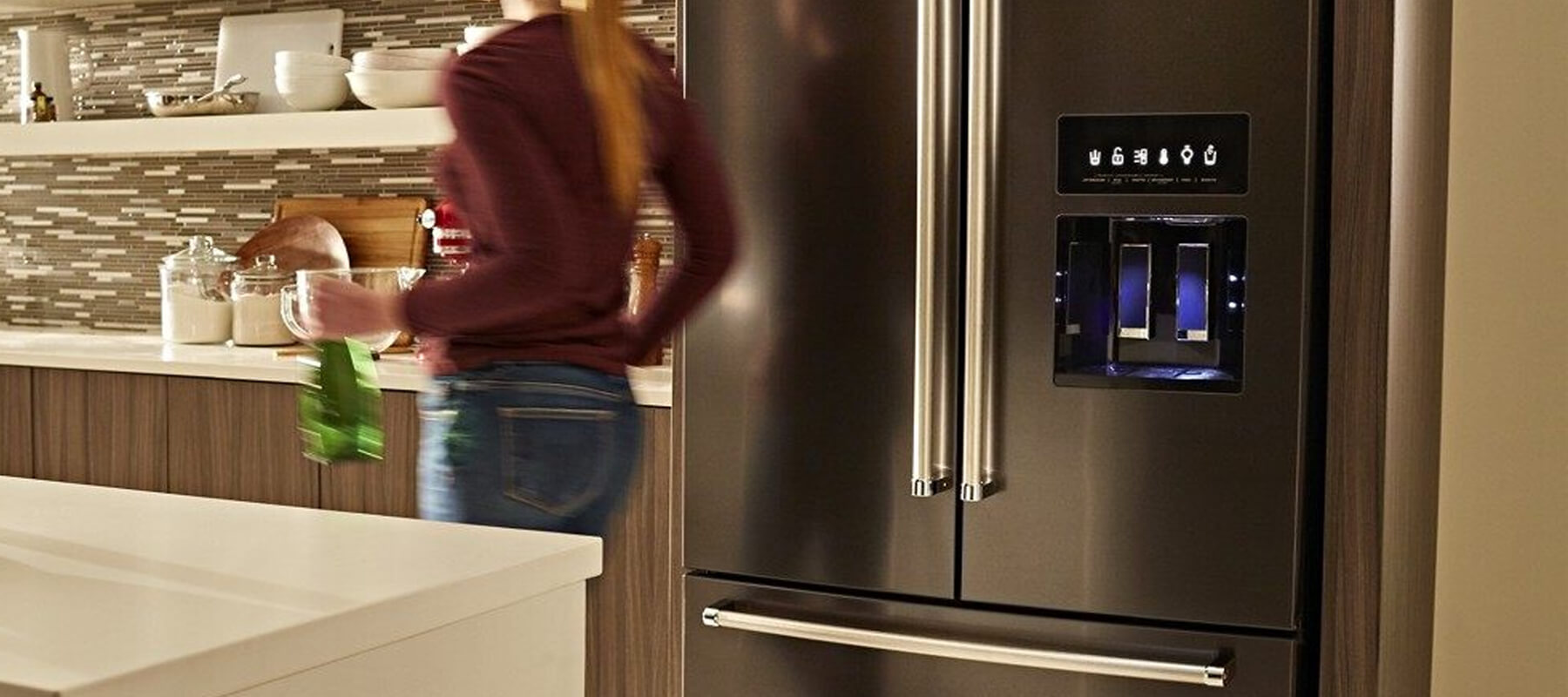 Kitchenaid Authorized Repair Service | Built-in Refrigerator Repair