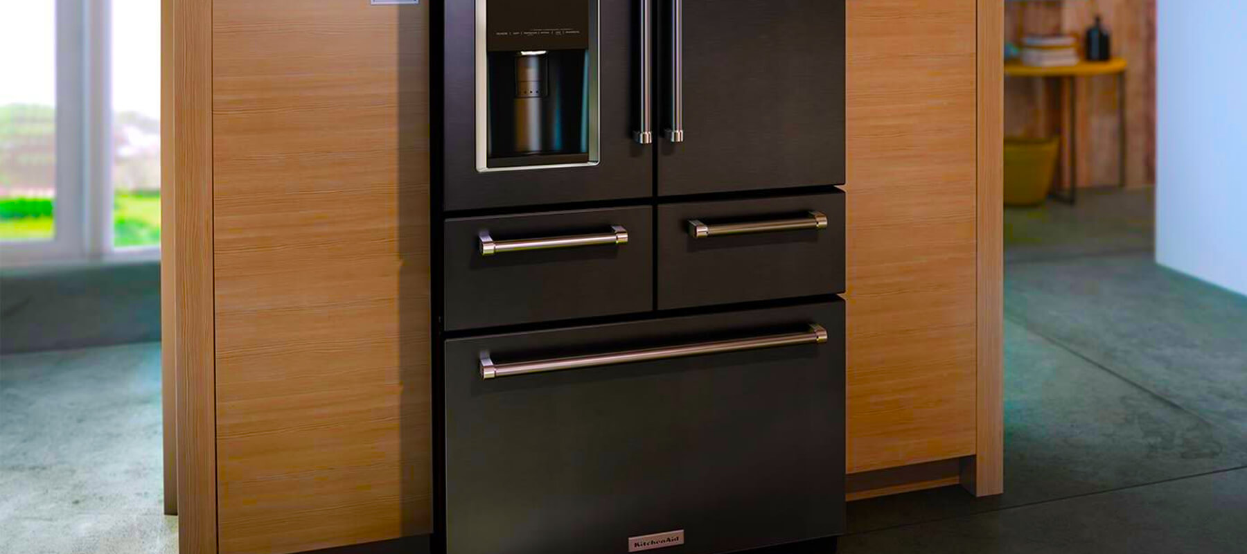 Kitchenaid Built in Refrigerator Problems | Built-in Refrigerator Repair