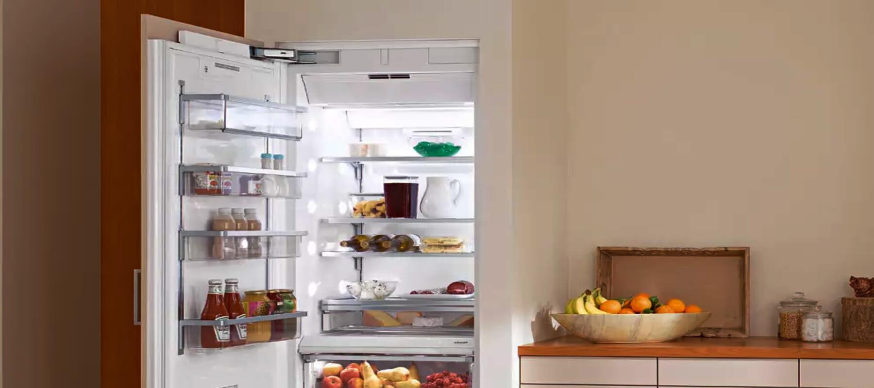 Miele Built in Refrigerator Repair Service | Built-in Refrigerator Repair