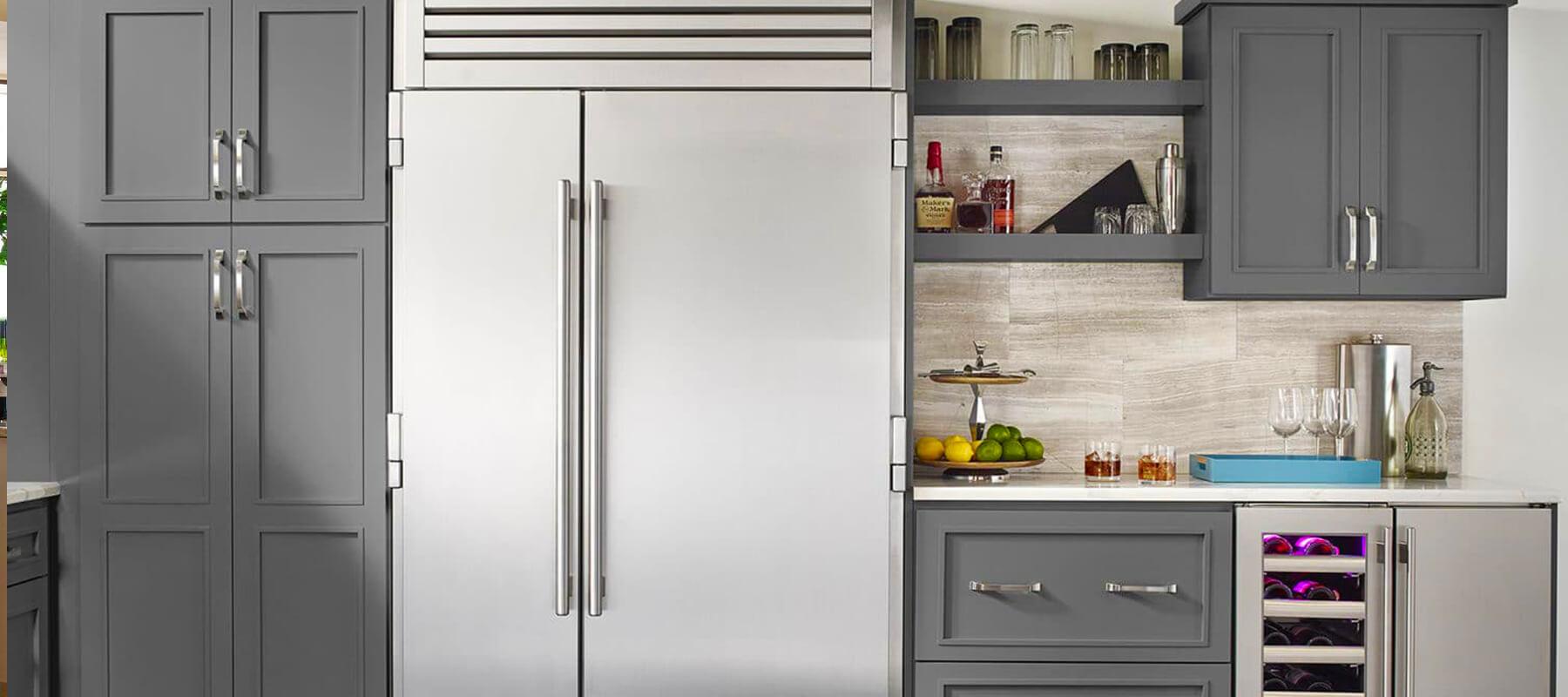 Sub Zero Authorized Repair Service | Built-in Refrigerator Repair