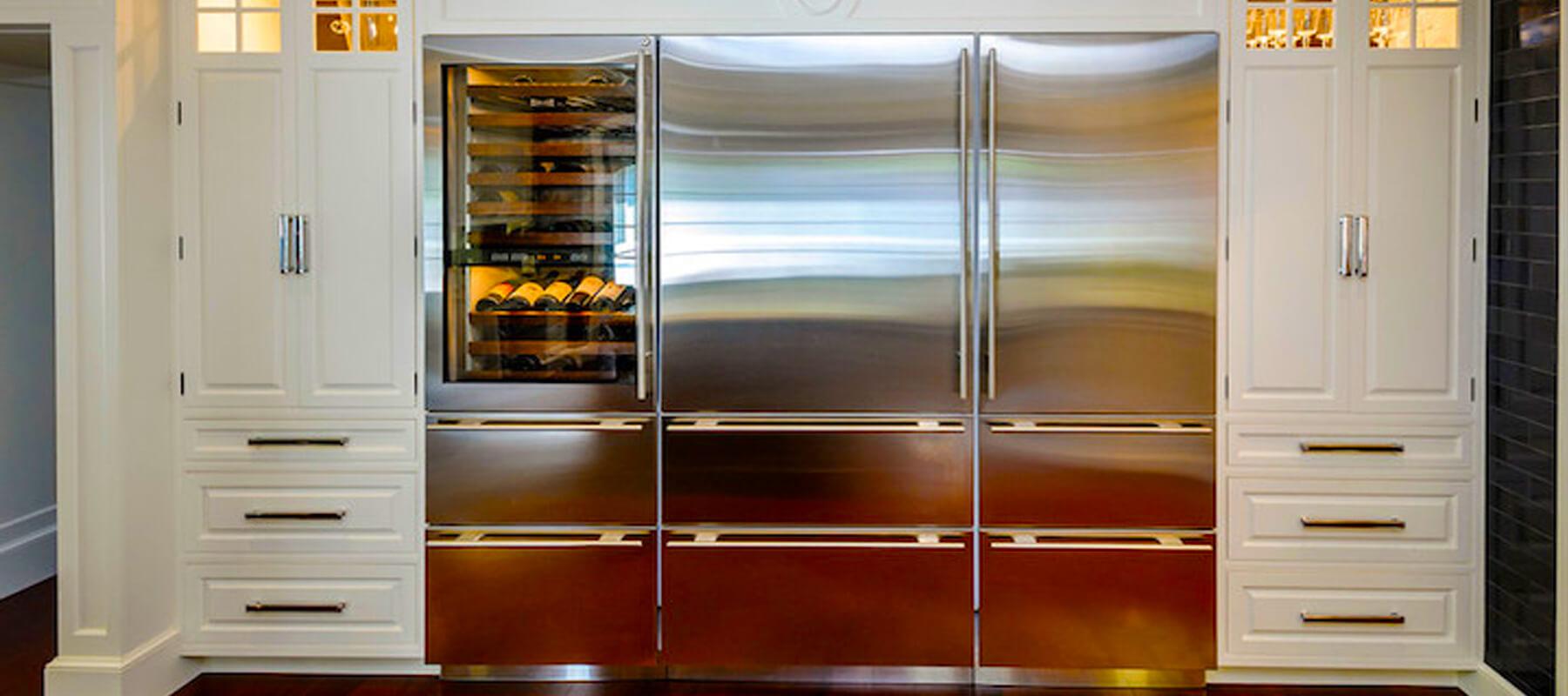 Built in Wine Refrigerator Undercounter Beverly Hills | Built-in Refrigerator Repair