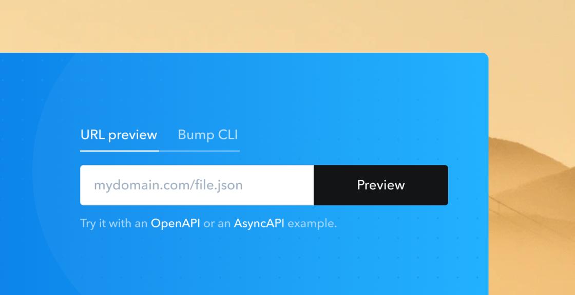 Bump documentation preview