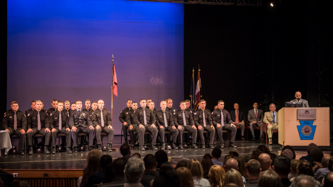 New Police Officers are Ready to Serve the Community - Around Ambler