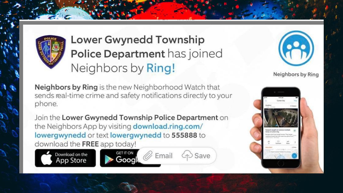 Lower Gwynedd Police Department Join