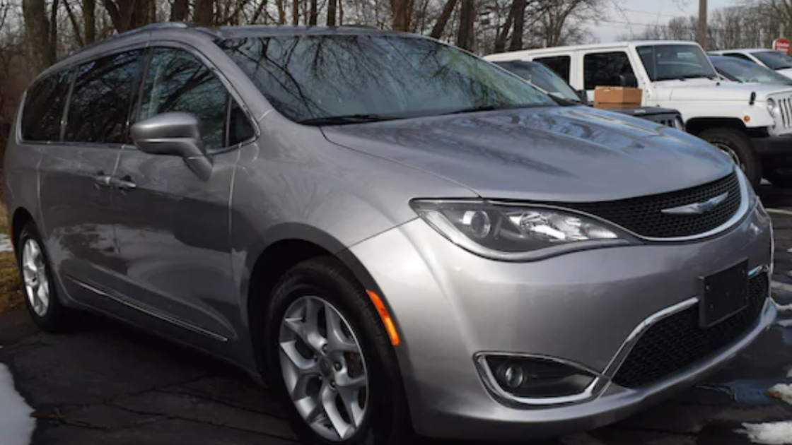 Car Of The Week 2017 Chrysler Pacifica