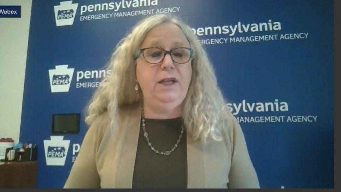 Pennsylvania sharpens mask mandate, orders virus testing