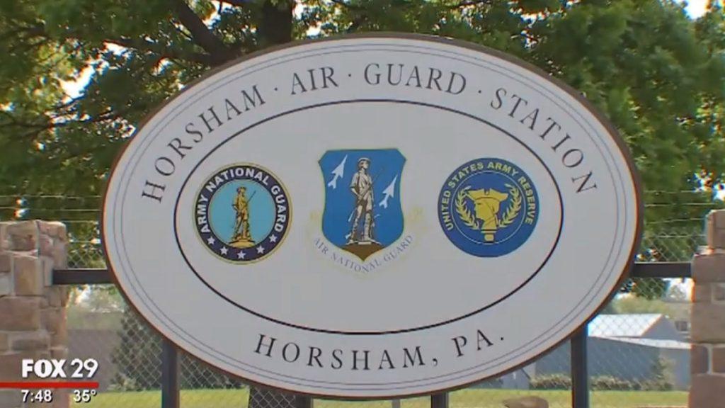 Image result for horsham air guard station