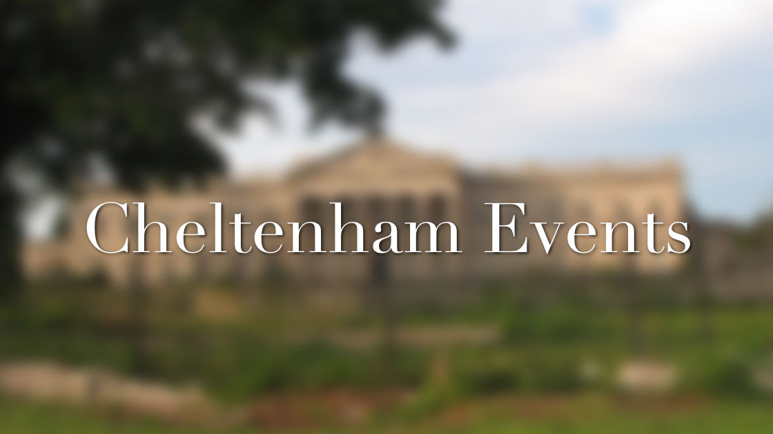 Cheltenham Events Calendar