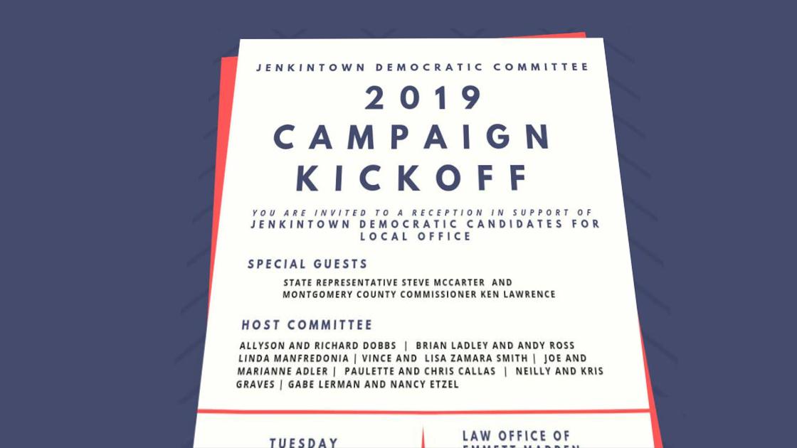 jenkintown democrat fundraiser