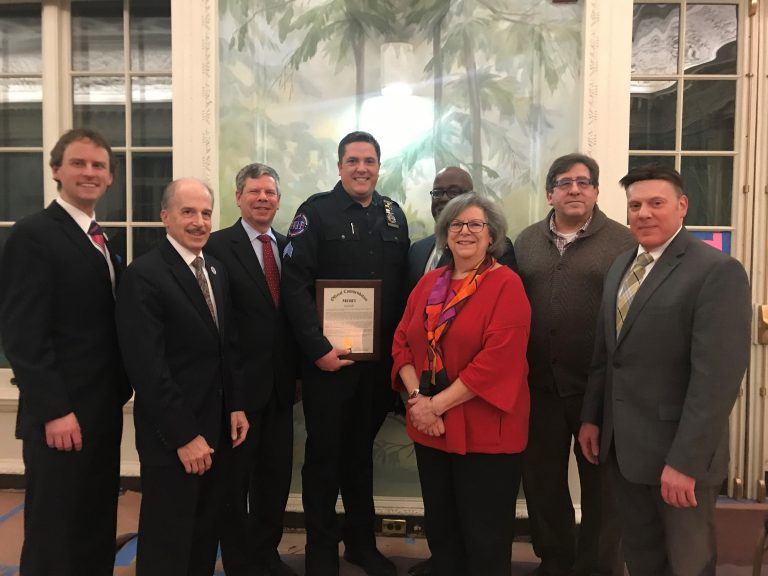 Ross Board Promotes Two Patrolmen to Sergeant | North