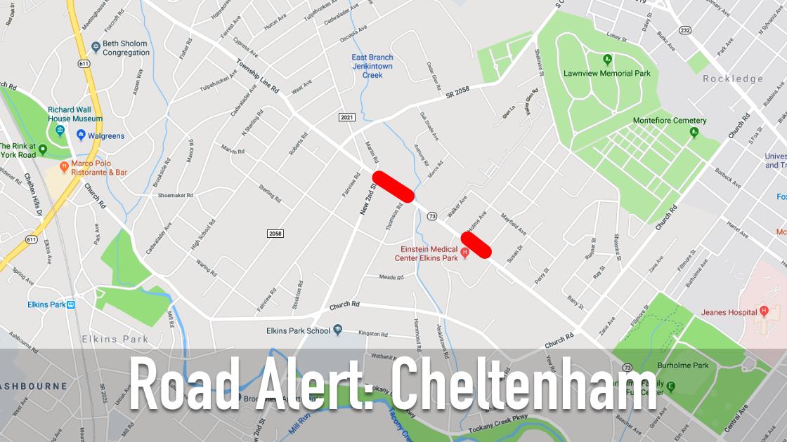 Cheltenham Road Alert