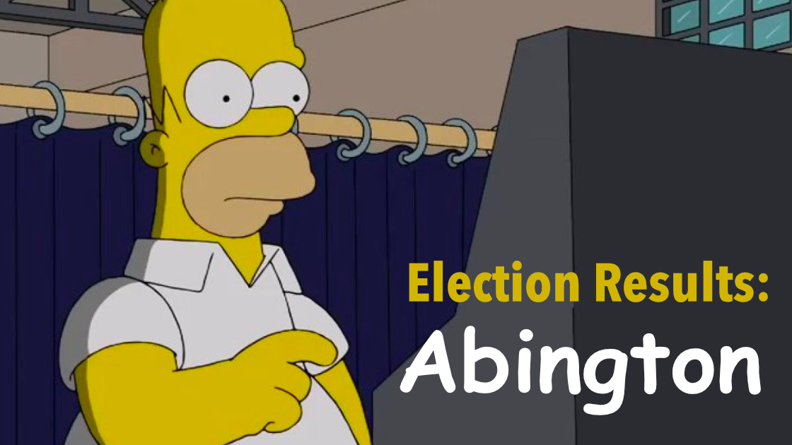 election results abington