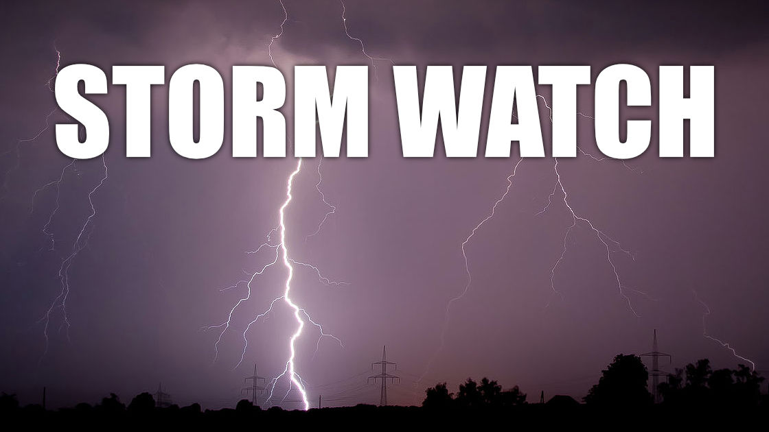 storm watch, lightning