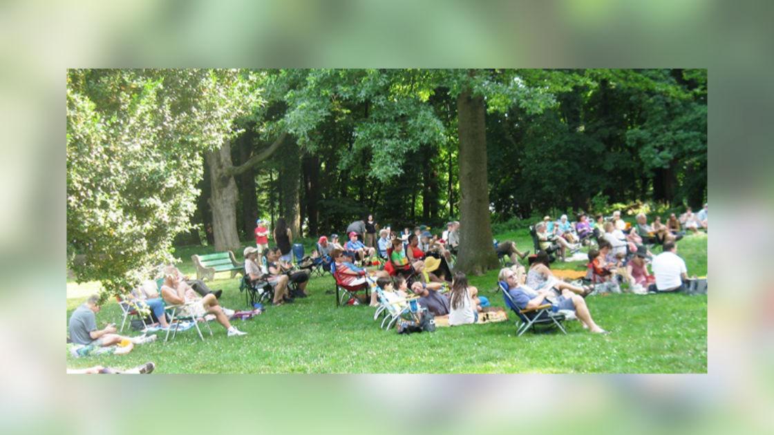 cheltenham concerts in the park