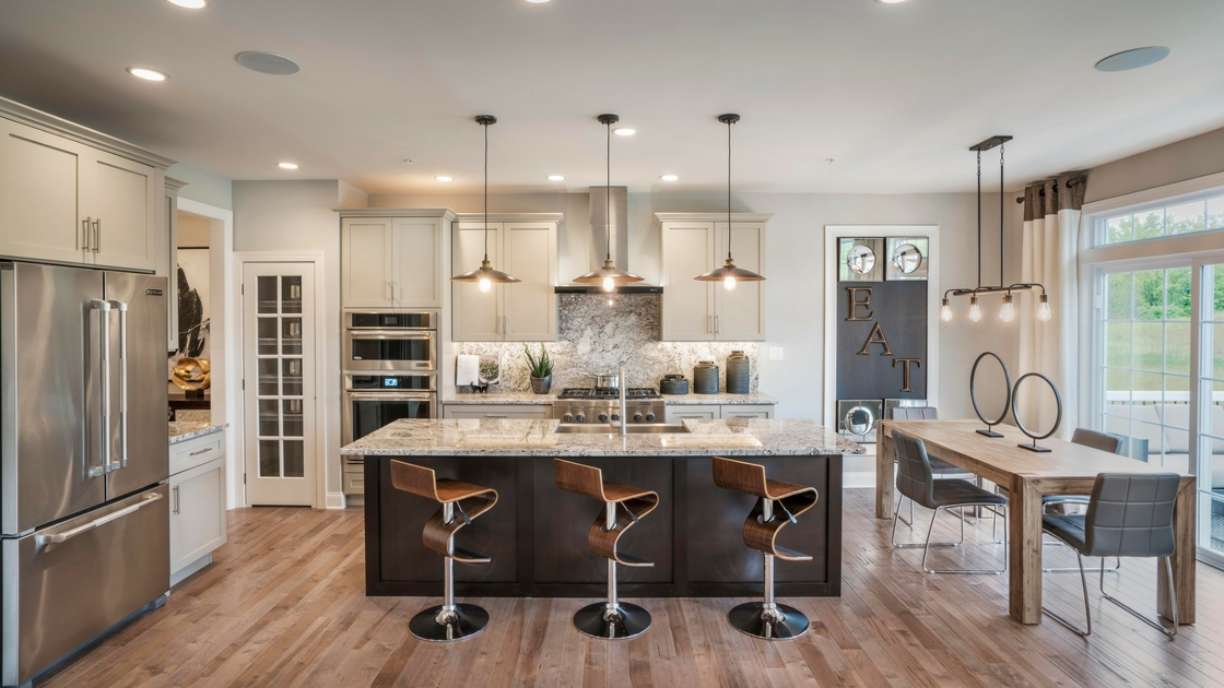 Three New Professionally Decorated Model Homes Are Now Available To Tour At  The Oaks At Lafayette Hill