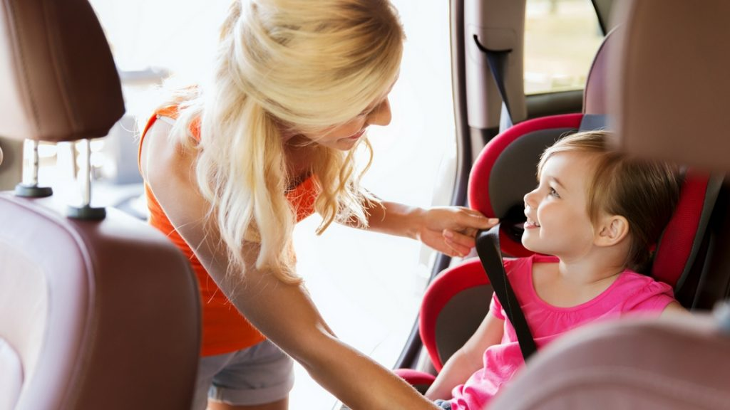 Chop Car Seat Safety Check