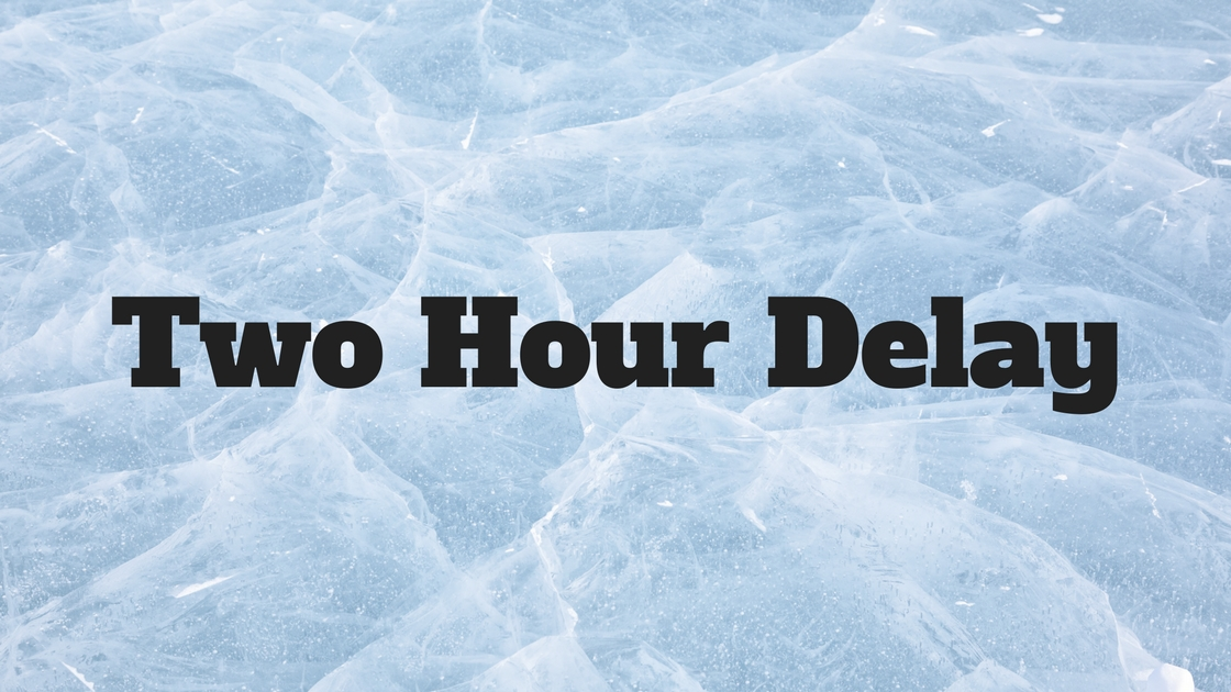 Two Hour Delay For Colonial And Upper Merion School Districts