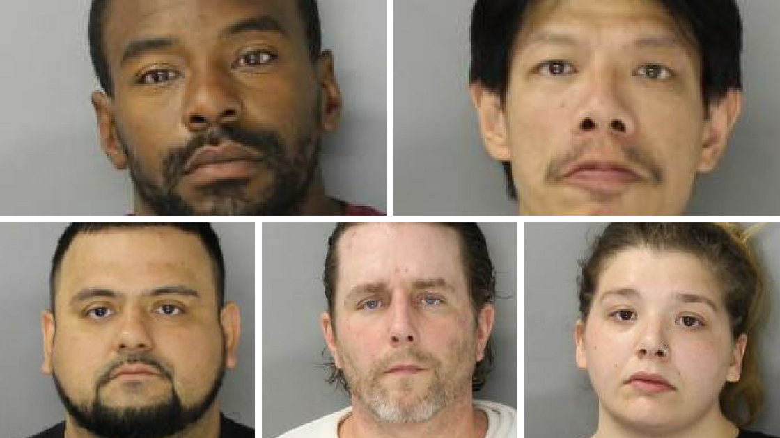 Recent Arrests by the Plymouth Township Police Department