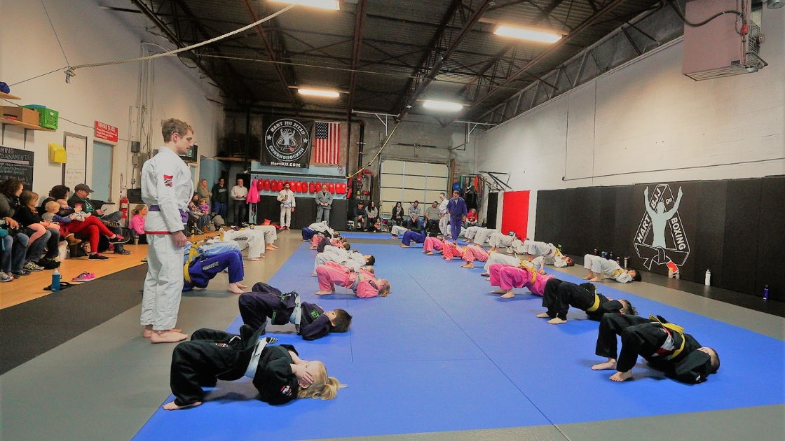 Registration Open For Kids Martial Arts Program At Hart Brazilian Jiu Jitsu Kickboxing Mixed Academy In Conshohocken