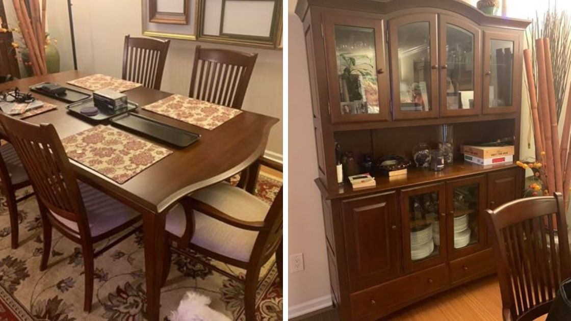 Conshohocken Divorcee Selling Dining Room Furniture And Ex Wife S