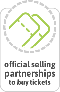 Book your bus ticket through our selling partnerships