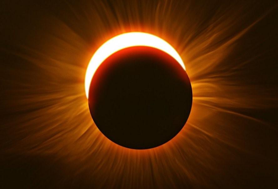 Eklips diellor