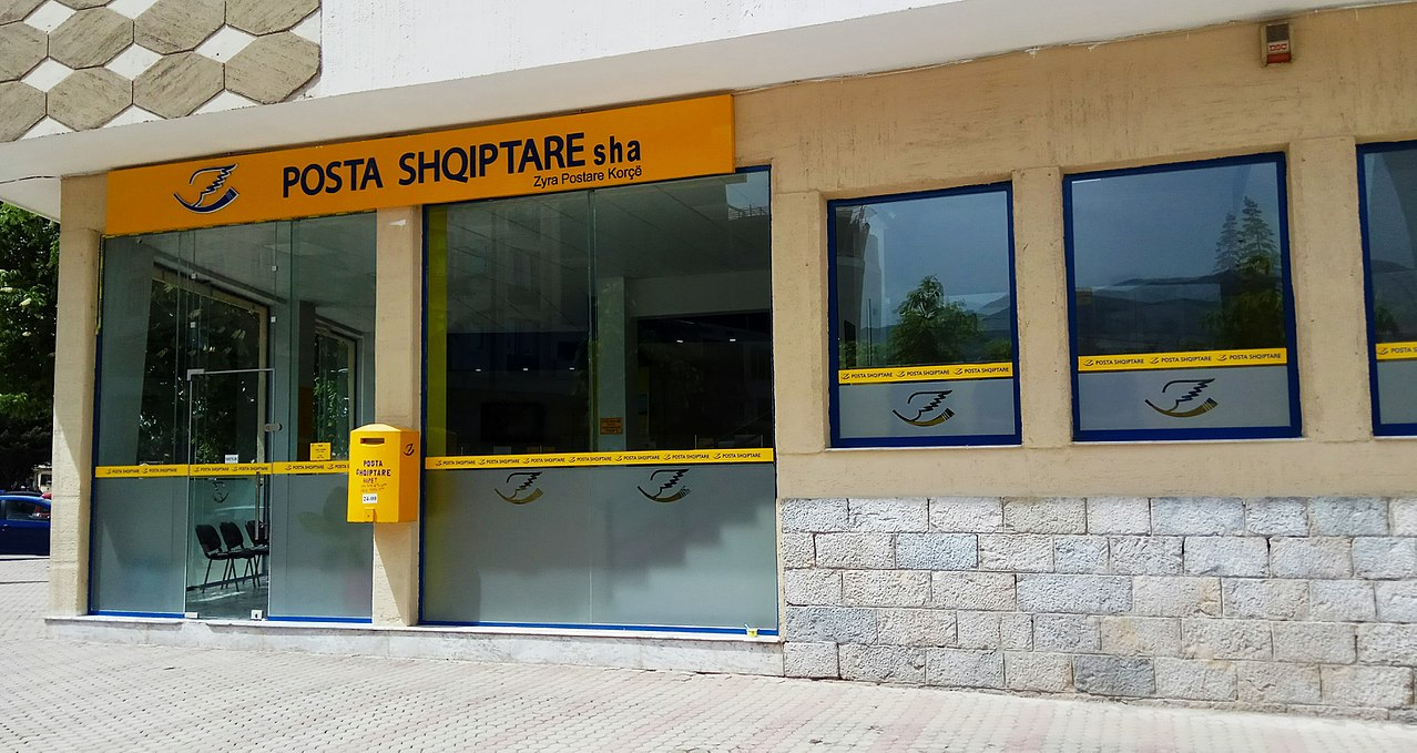 Posta Shqiptare