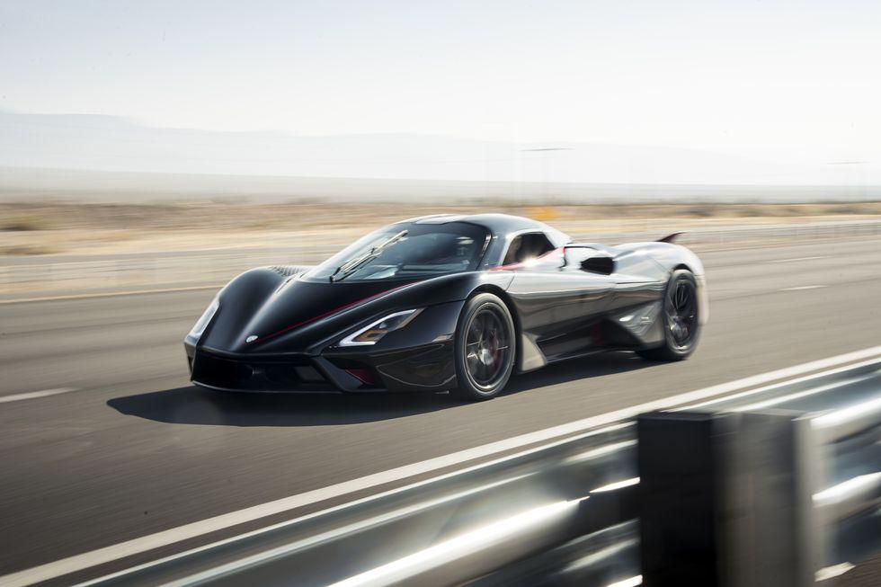 makinën më të shpejtë