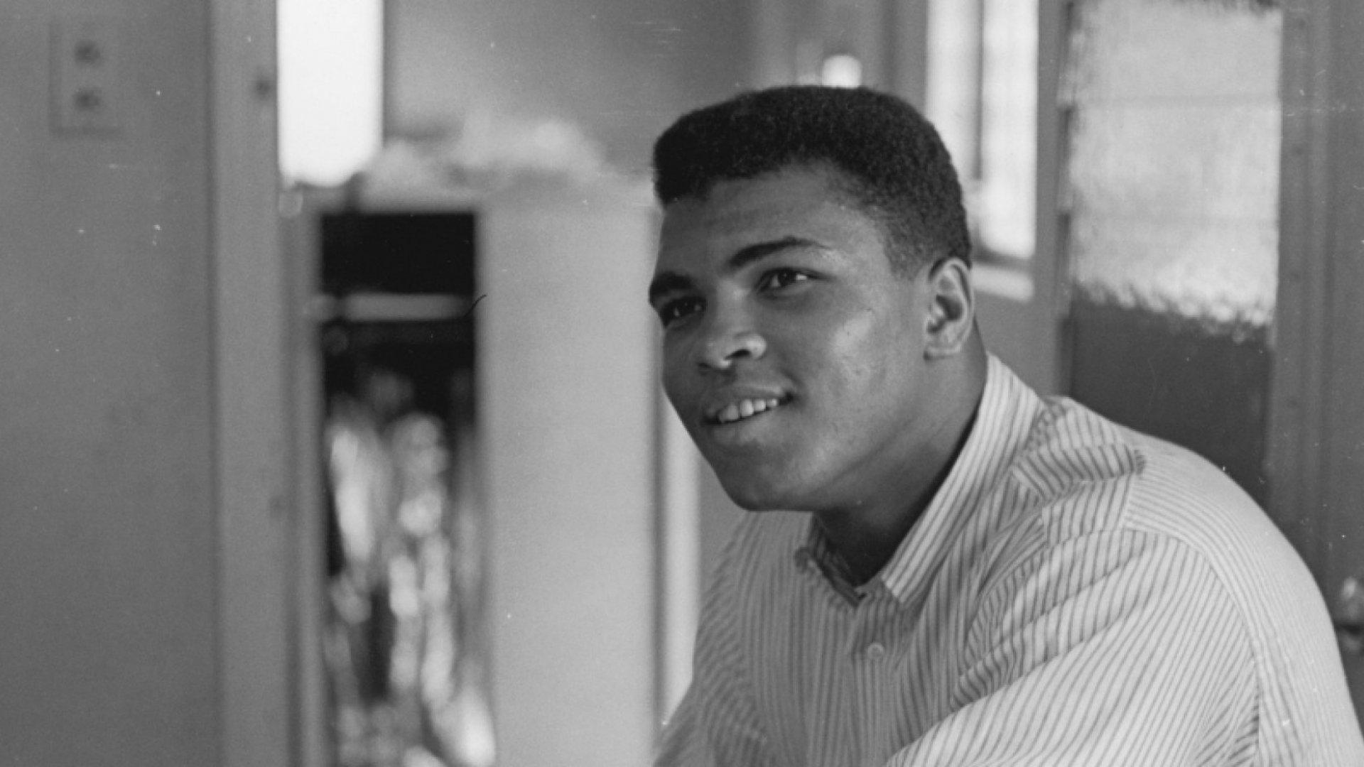 "Thëniet e Mohamed Ali ""zgjuan sipërmarrësin"" brenda meje"