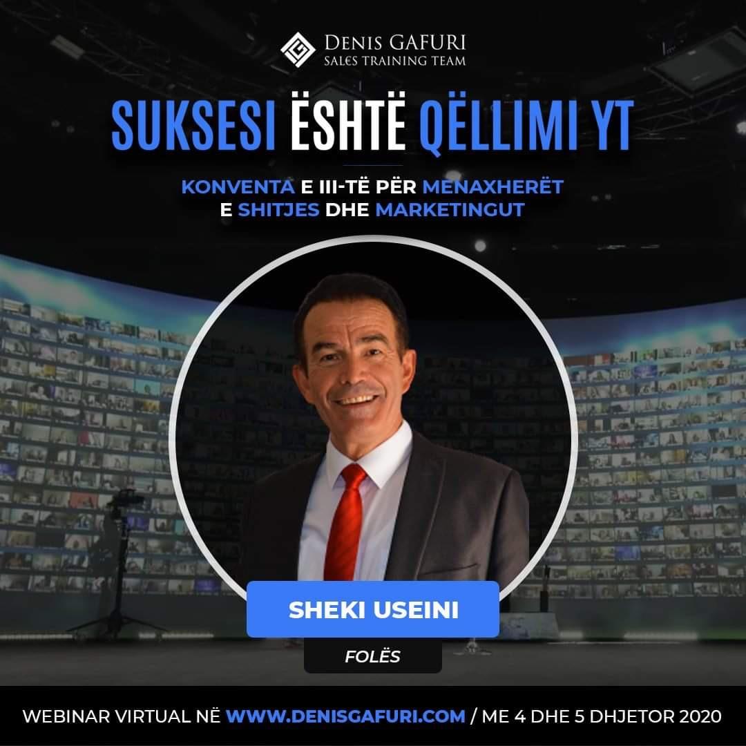 Sheki Useini