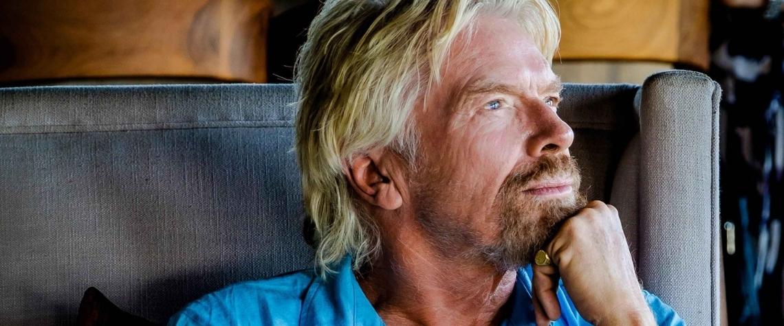 Richard Branson përcjell mesazhe shprese dhe inkurajimi për GEW 2020