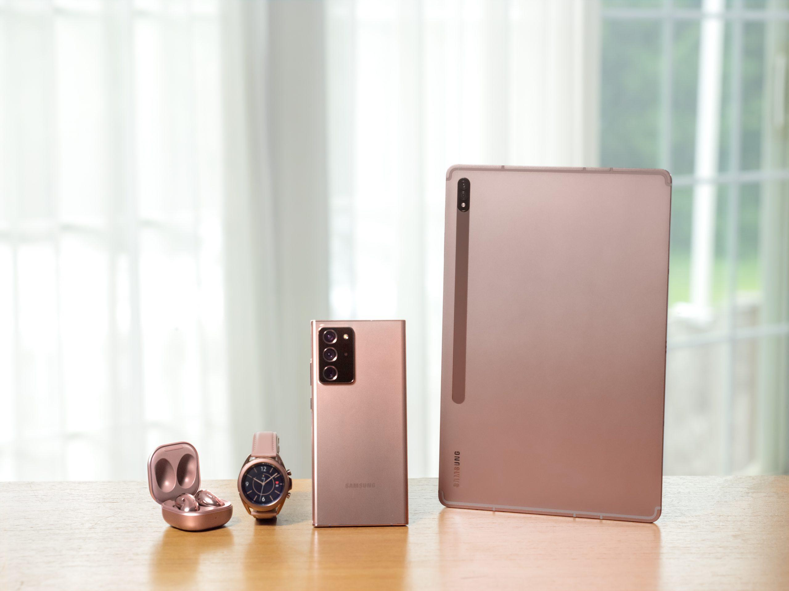 Smartfonët dhe Tabletët Samsung Galaxy bashkohen me programin e rekomanduar të Android Enterprise