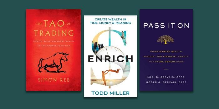 8 libra për t'ju ndihmuar të gjeni lumturinë financiare