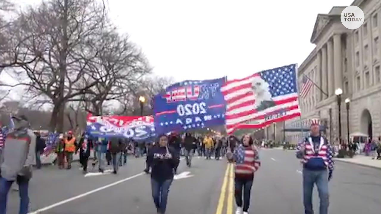 Protestat në Amerikë