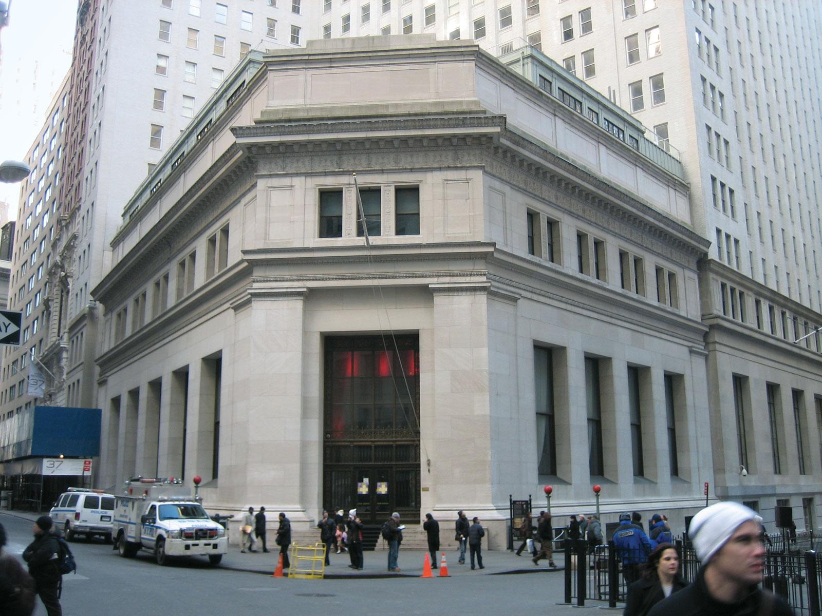 Bankat amerikane