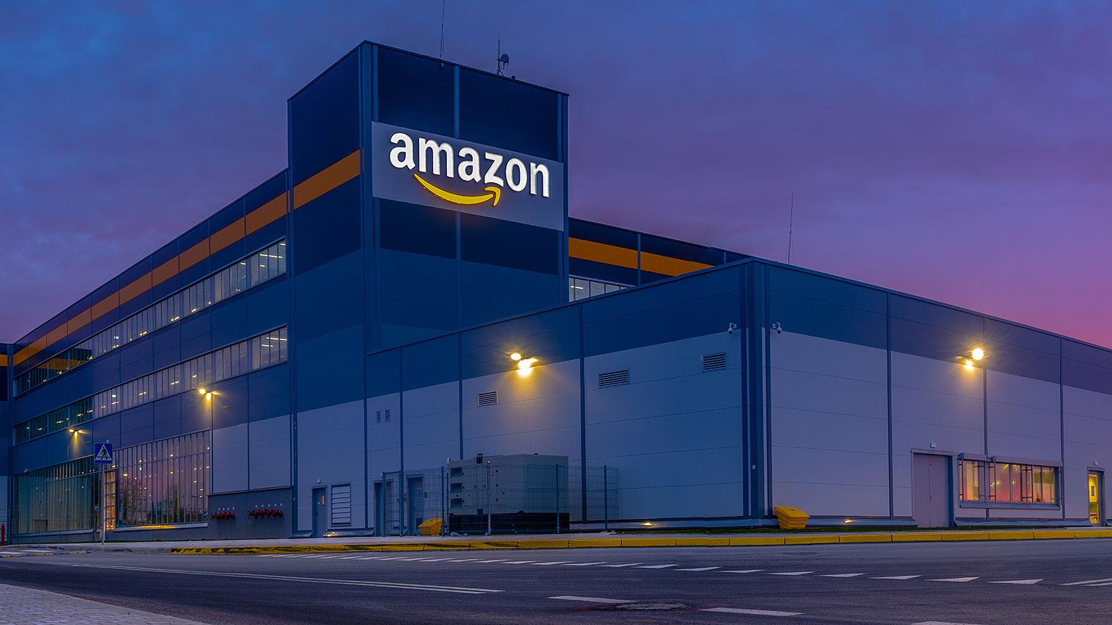 Amazon blen MGM