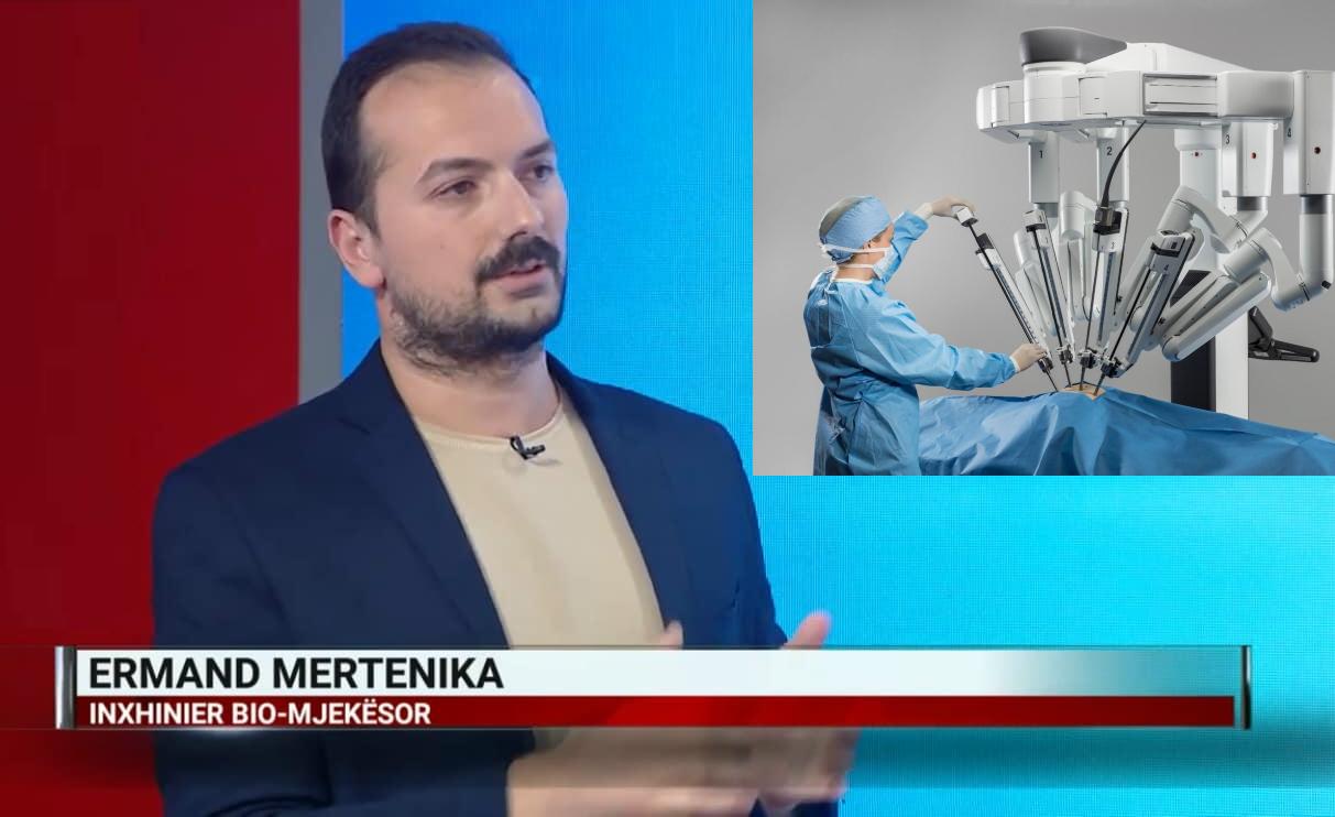 Robotët Biomjekësore Revolucionarë