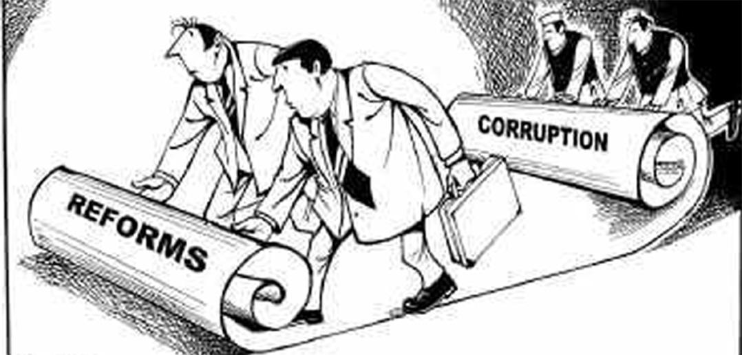 Korrupsioni