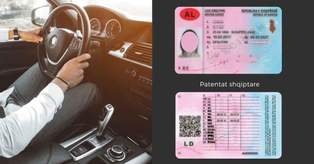 patentave shqiptare