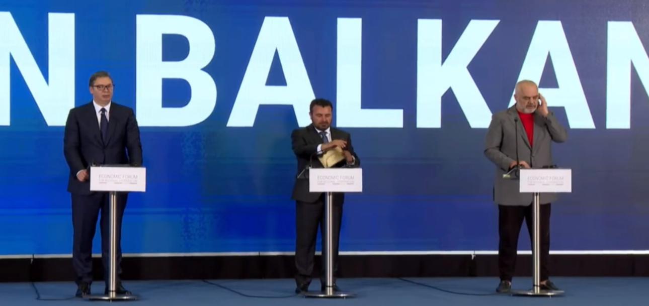 """Forumi Ekonomik """"Open Balkan"""""""