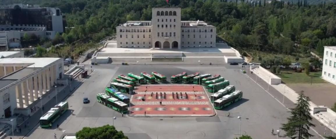 autobusëve