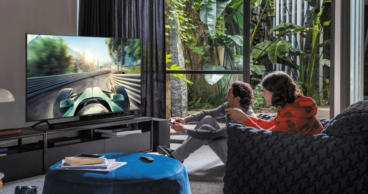 gaming në TV