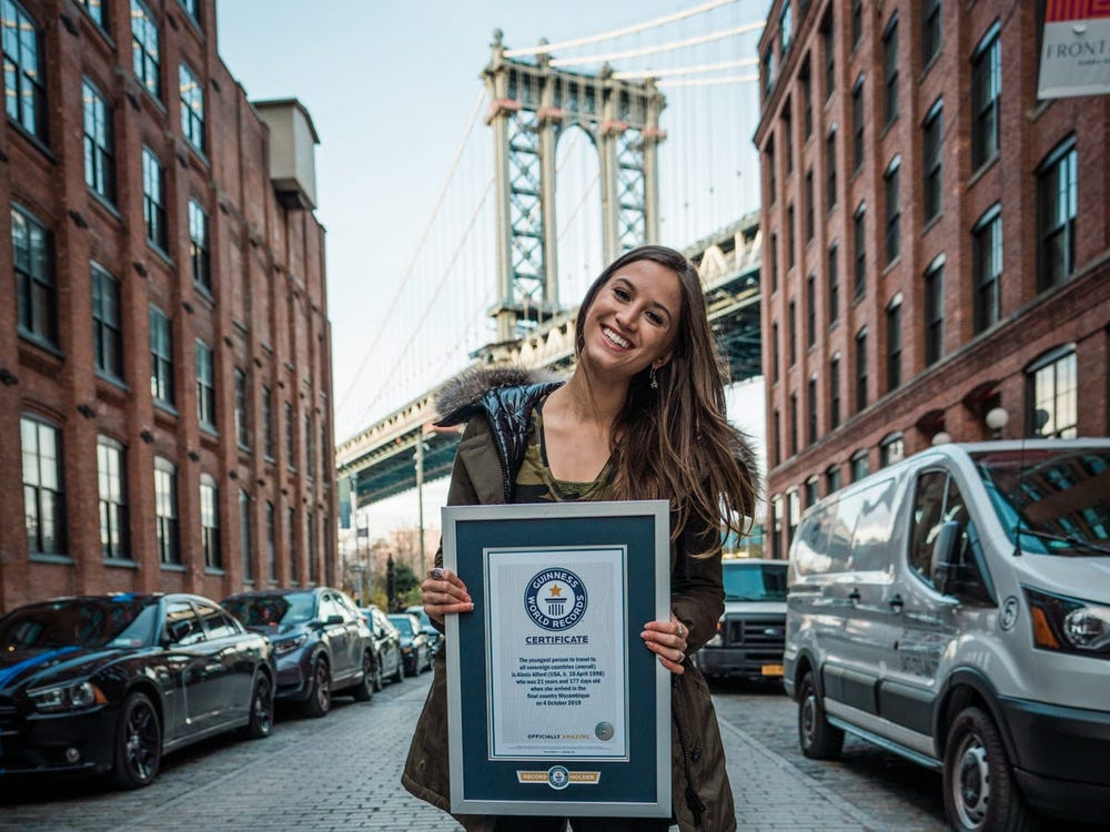 rekordin botëror Guinness