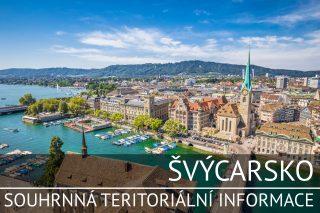 Švýcarsko: Souhrnná teritoriální informace