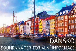 Dánsko: Souhrnná teritoriální informace