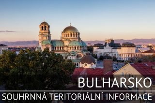 Bulharsko: Souhrnná teritoriální informace