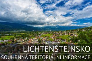 Lichtenštejnsko: Souhrnná teritoriální informace